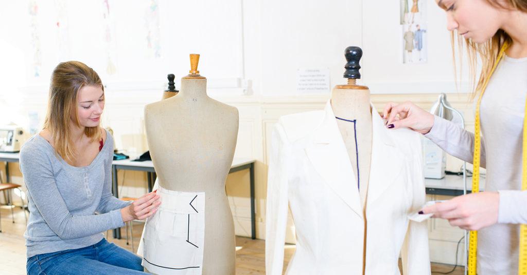 5 métiers de la mode modéliste