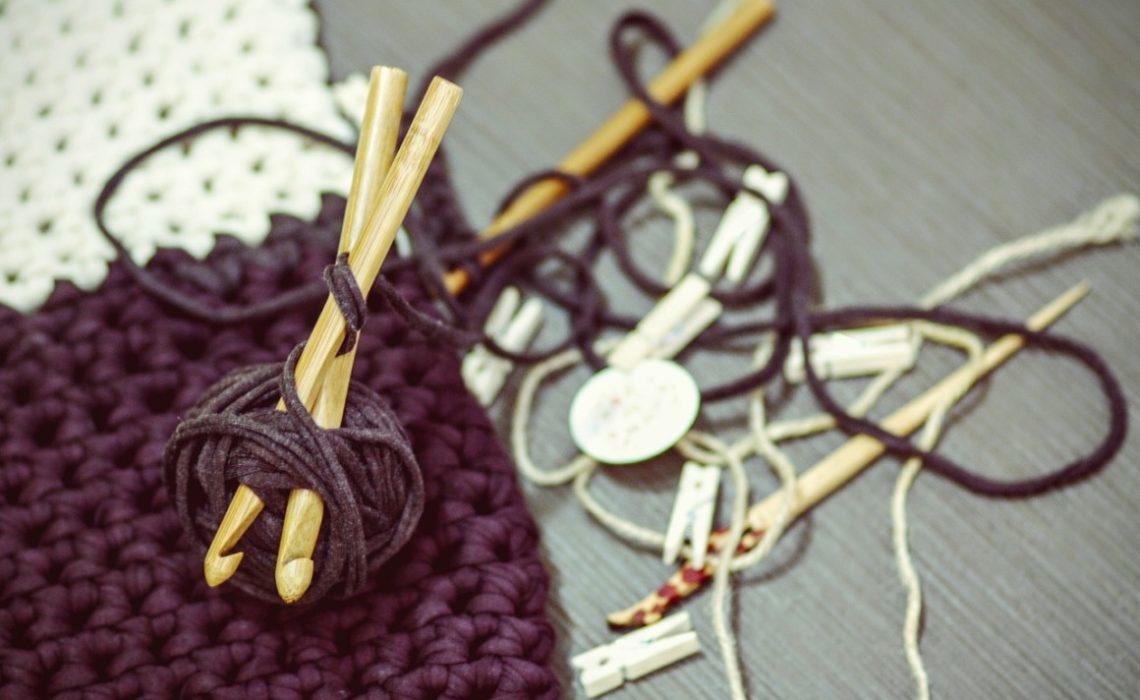 Tuto Chausson Crochet