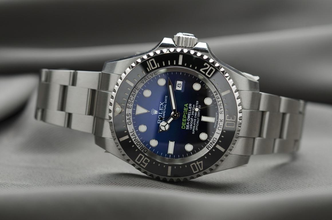 acheter une montre de luxe