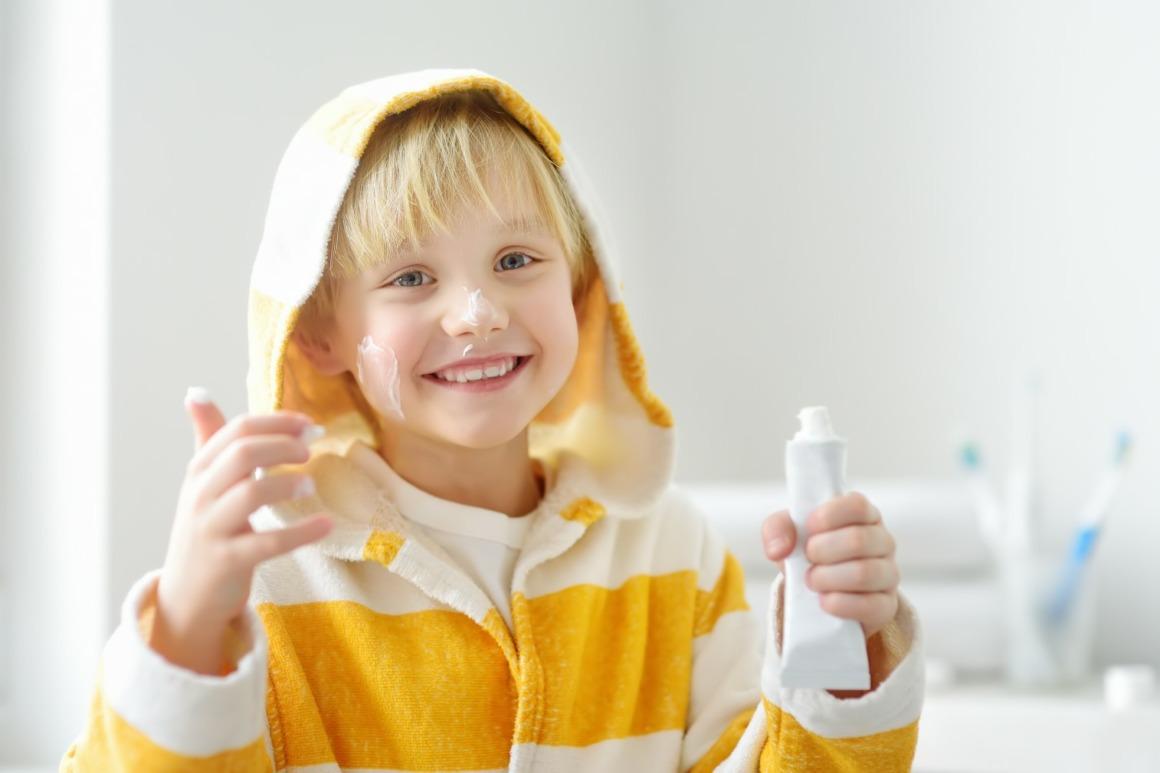 beauté maquillage enfant