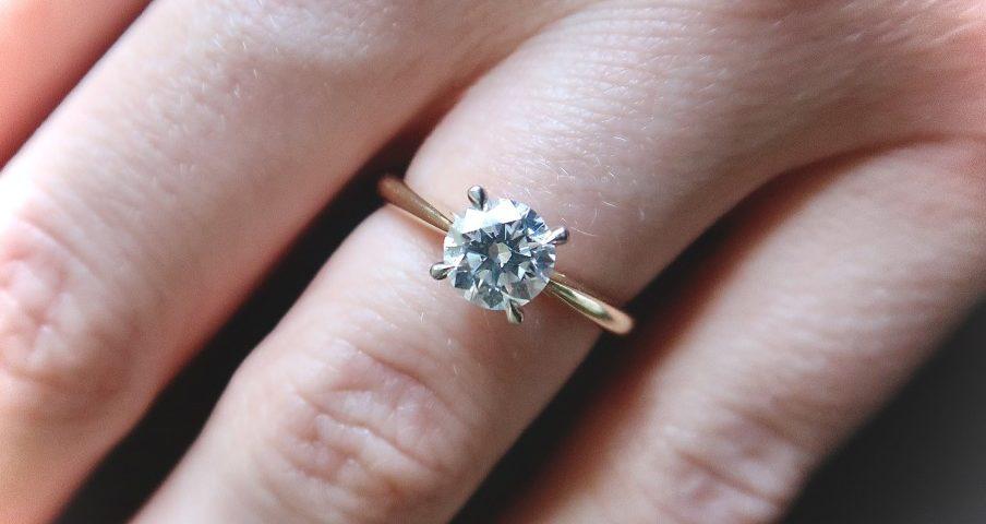 bijou en diamant
