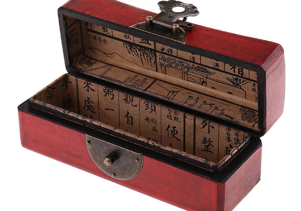 boite à bijoux chinoise