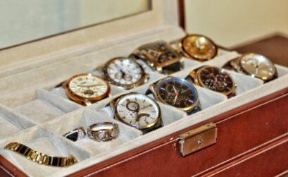 boite à montre collectionneur