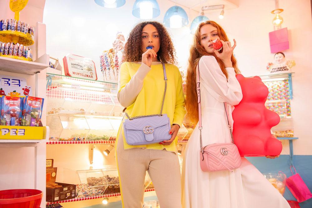 choisir un sac Gucci