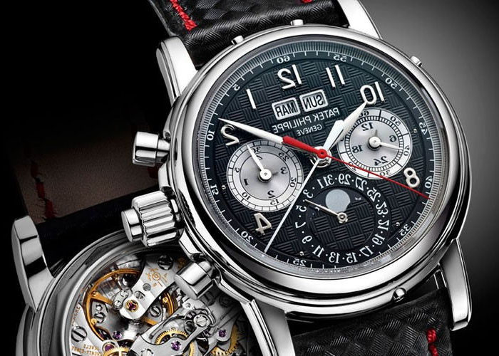 Classement des montres les plus chers