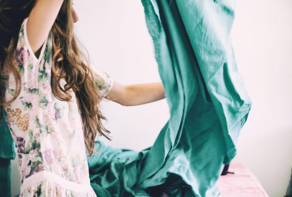 couture et tissu au mètre
