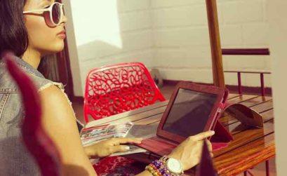créer un magazine digital pour la mode