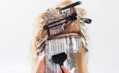 décoloration cheveux