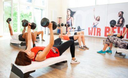 exercices de musculation