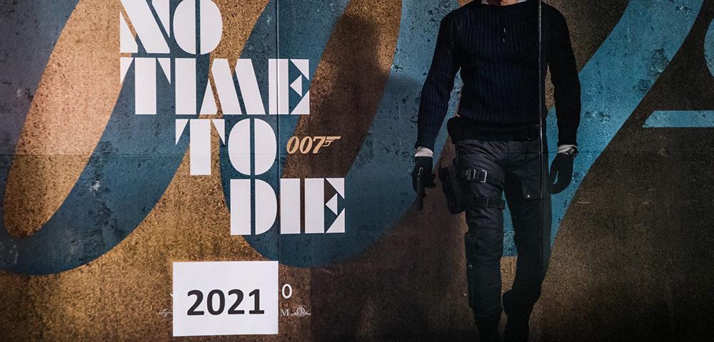 expo James Bond