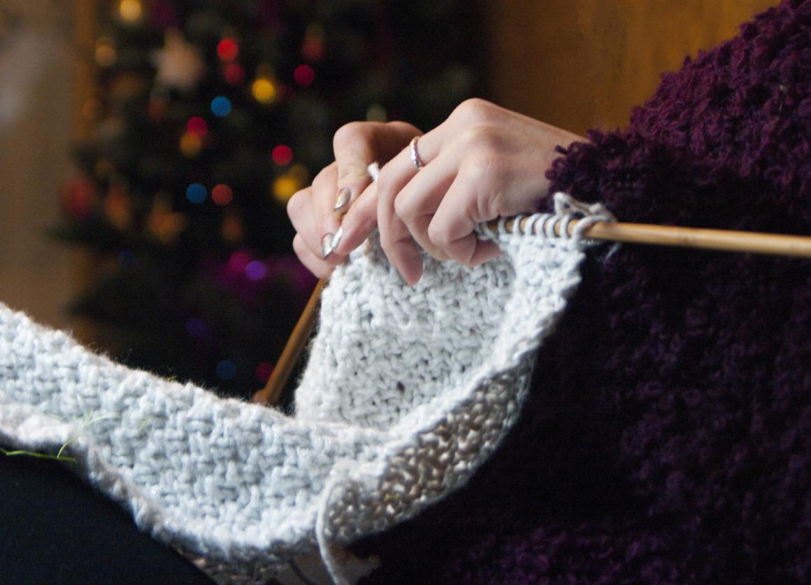 fil tricoter