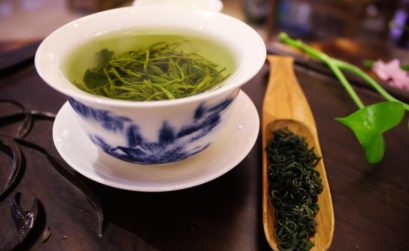 un excellent thé vert Gyokuro