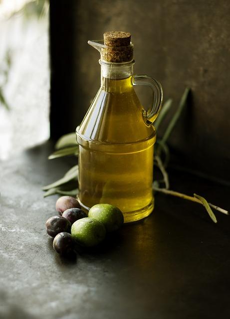Bienfaits de l'huile d'olive bio
