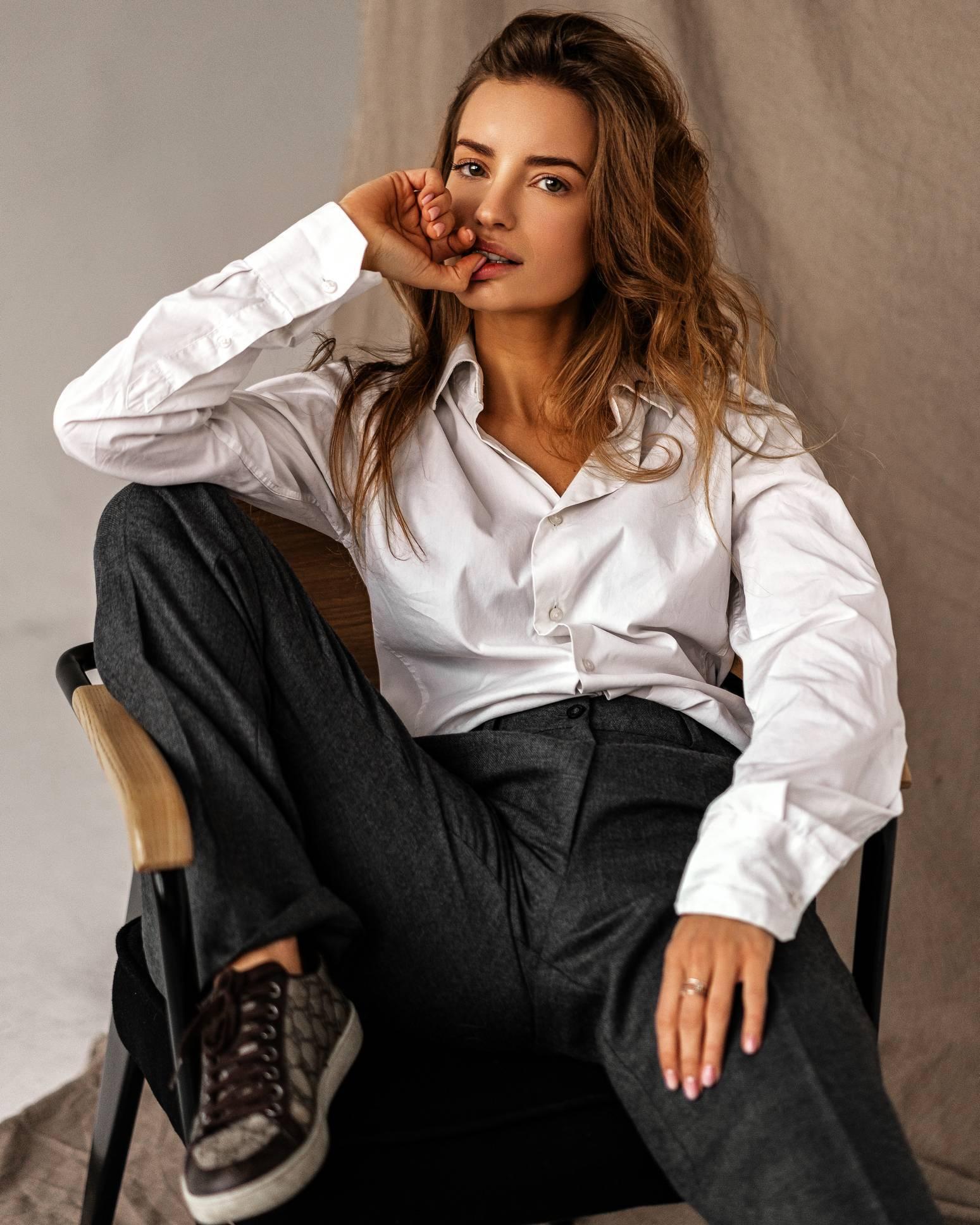 chemise femme look tendance