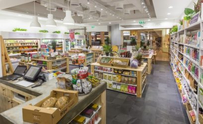 magasin bio boutique