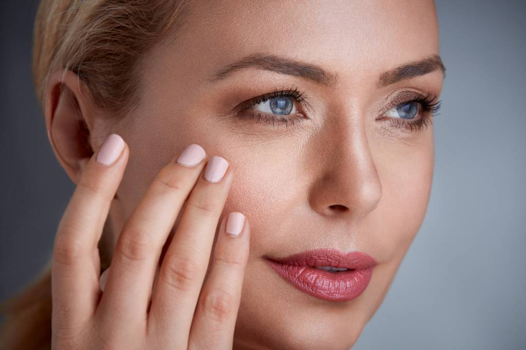 maquillage peau sèche maybelline