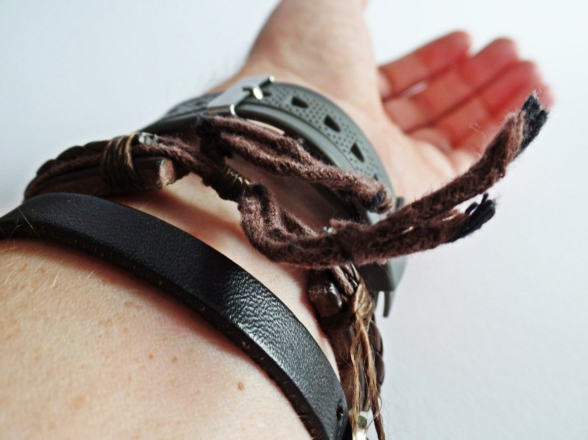 mode bracelet cuir