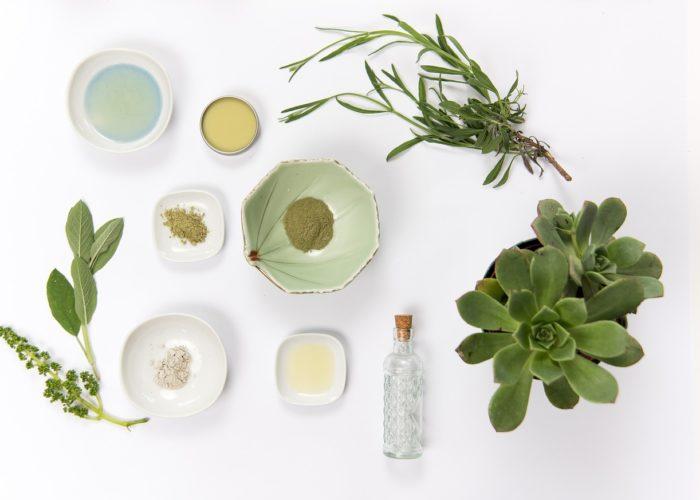 produits de beauté biologiques