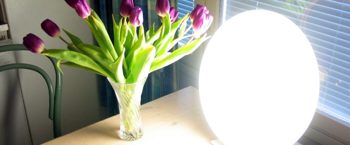 résultats de la luminothérapie