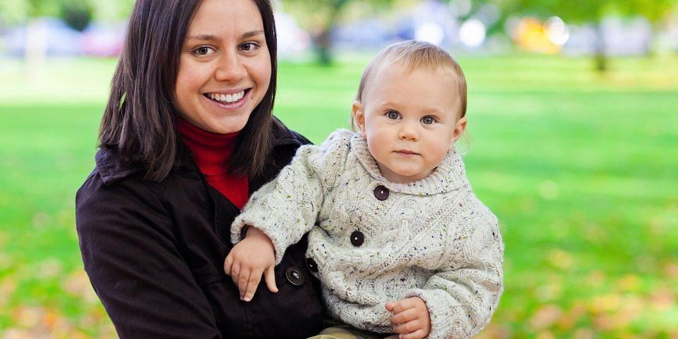 séparation avec bébé