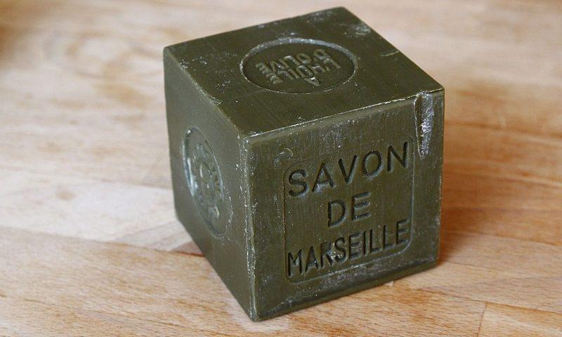 Savon vert de Marseille à l'huile-olive Emma Noel