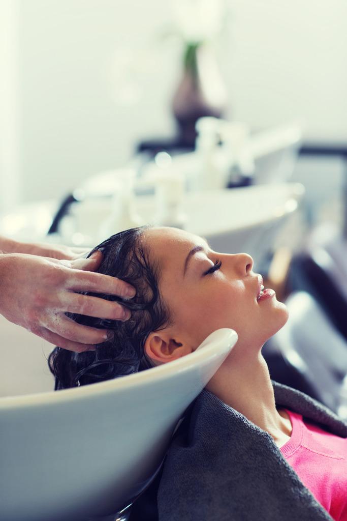 soins salon de coiffure