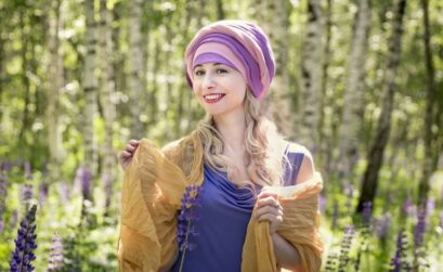 sphère turban femme