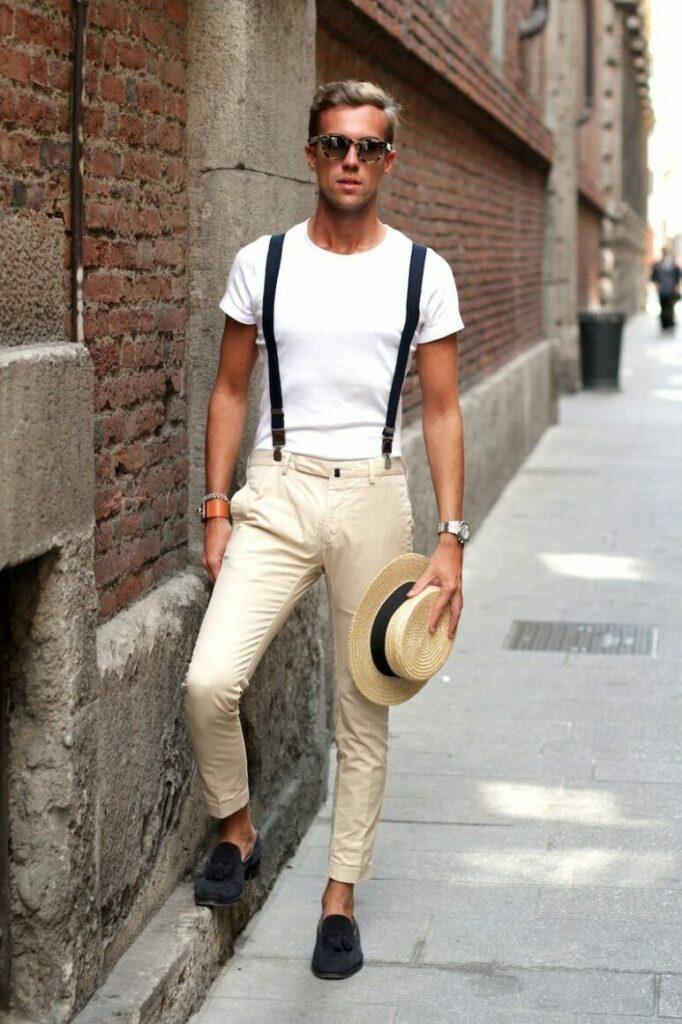style guinguette homme