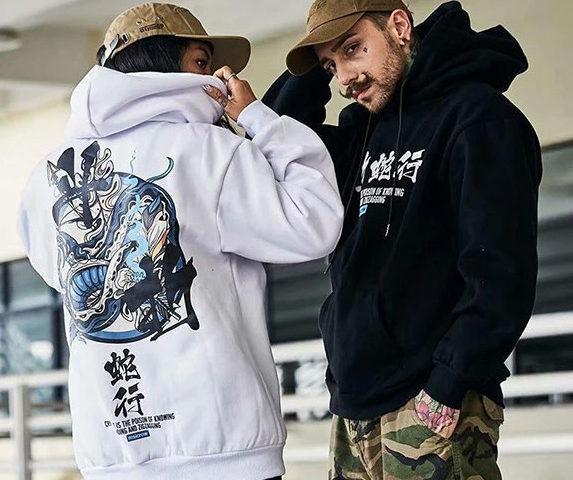 style vestimentaire Streetwear