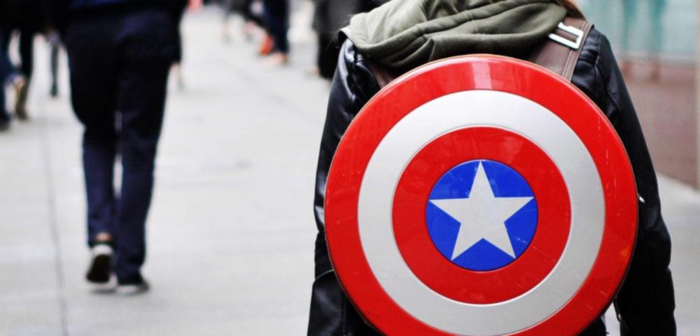 vêtement super héros