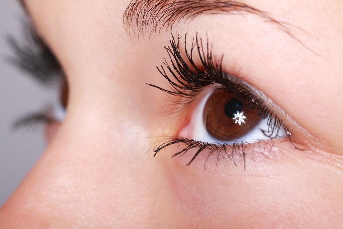 la couleur des yeux