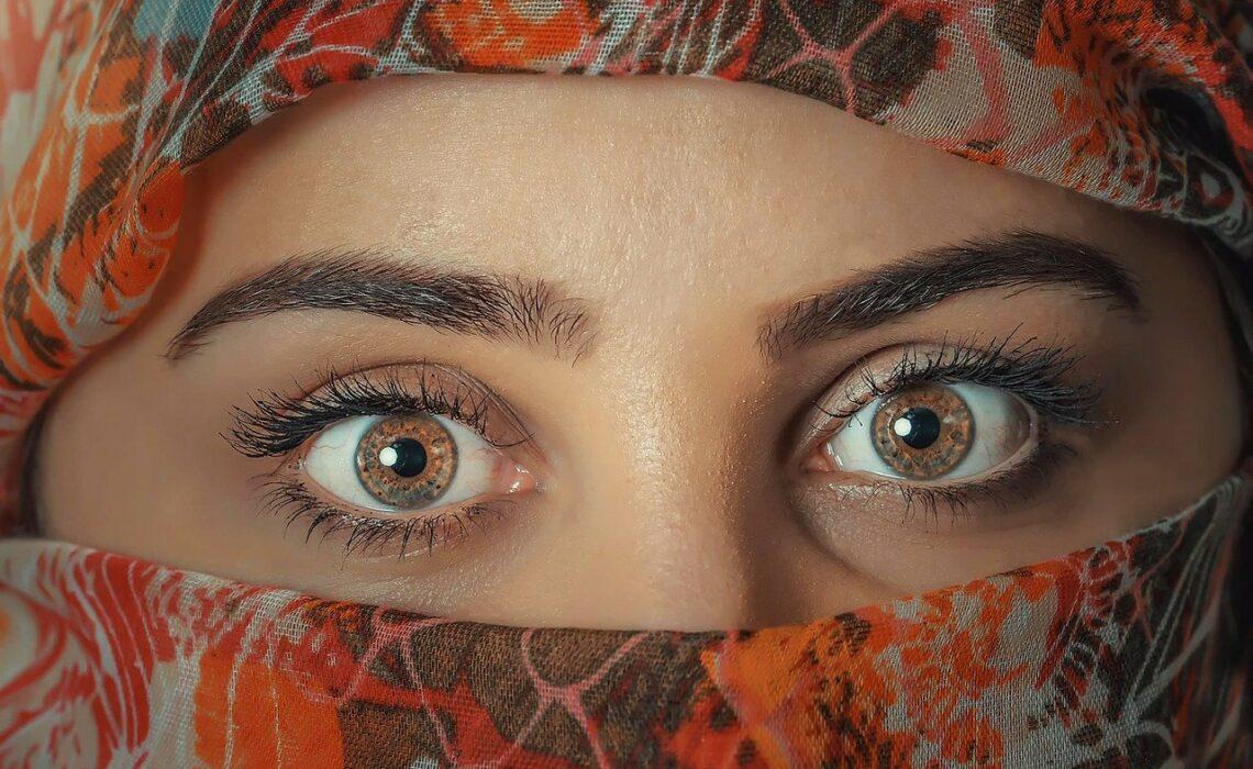 zone des yeux
